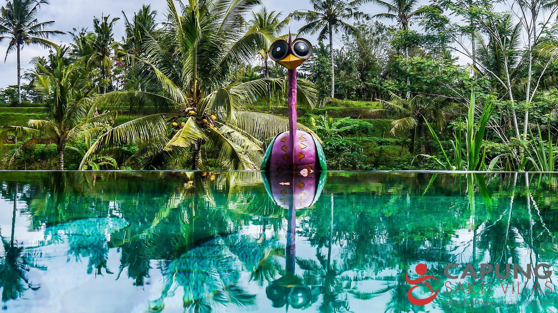 Capung Sakti Villas By The Fair Future Foundation