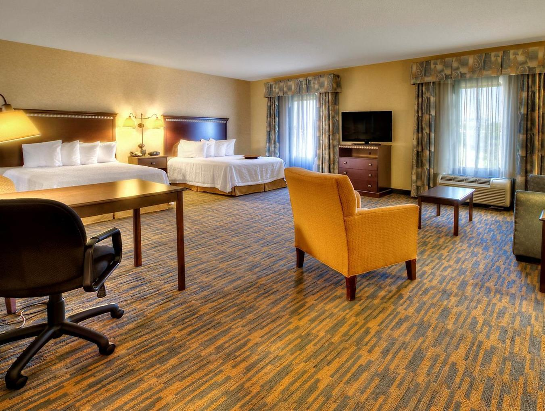 Hampton Inn And Suites Roanoke Rapids