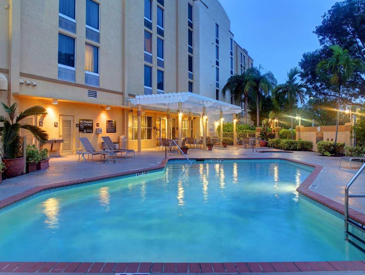 Hampton Inn Ft Lauderdale West Pembroke Pines
