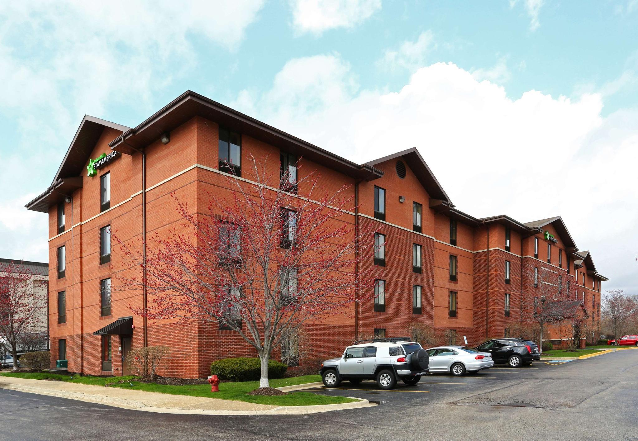 Extended Stay America Chicago Lombard Yorktown Ctr