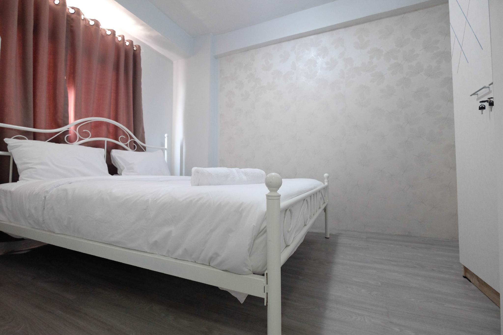 Homey 2BR @ Gading Nias Residences Apt By Travelio