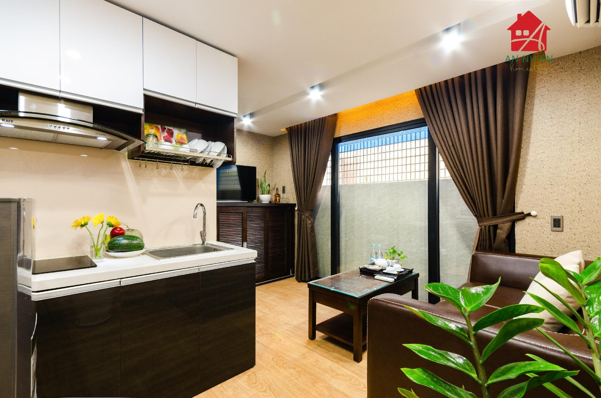 An Nhien Nguyen Trai Apartment 1BR Near BuiVien