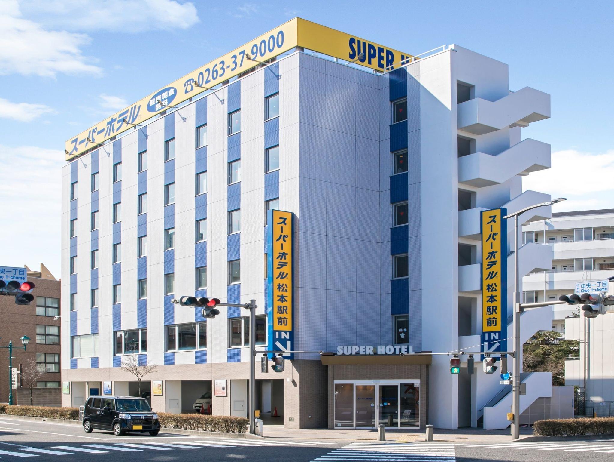Super Hotel Matsumoto Ekimae