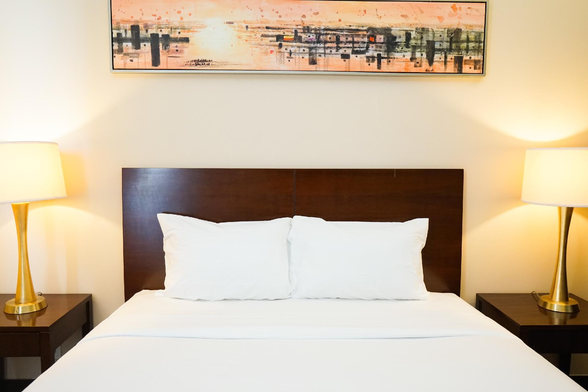 Best Interior 2BR @ Ancol Marina Apt By Travelio