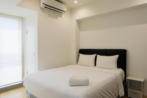 Exclusive 1BR @The Branz Apt near Mall By Travelio Tangerang