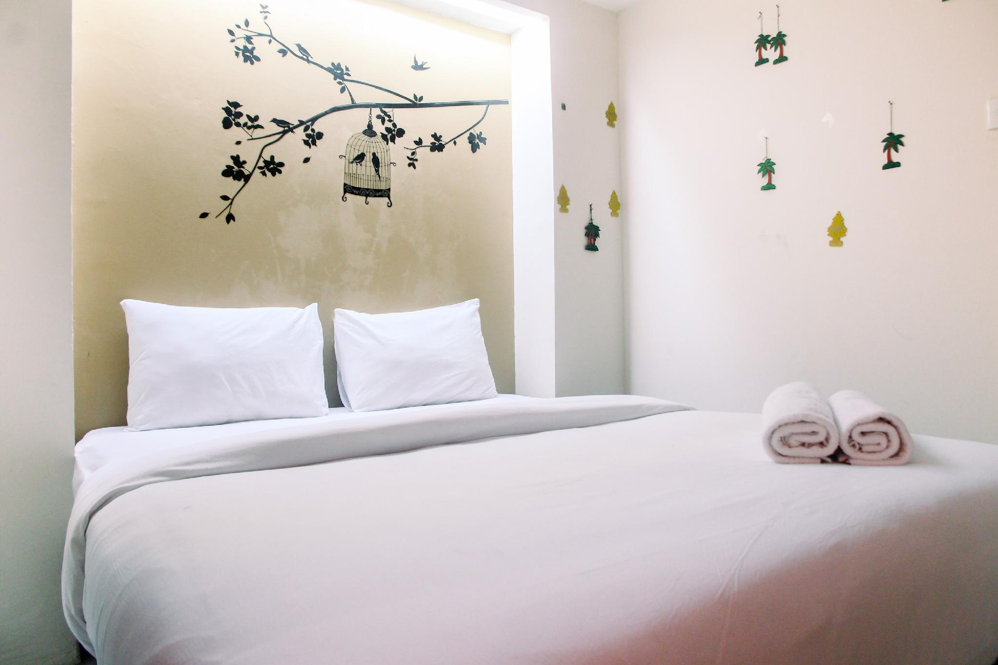 Cozy 2BR Kebagusan City Apartment By Travelio