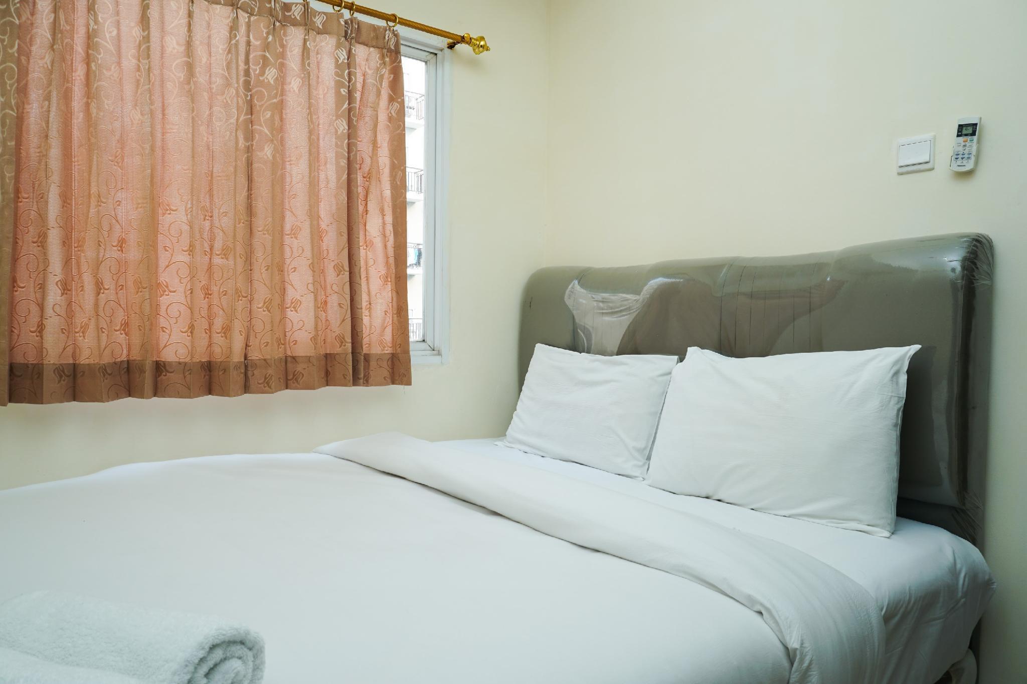 Spacious 1BR Puri Park View Apartment By Travelio