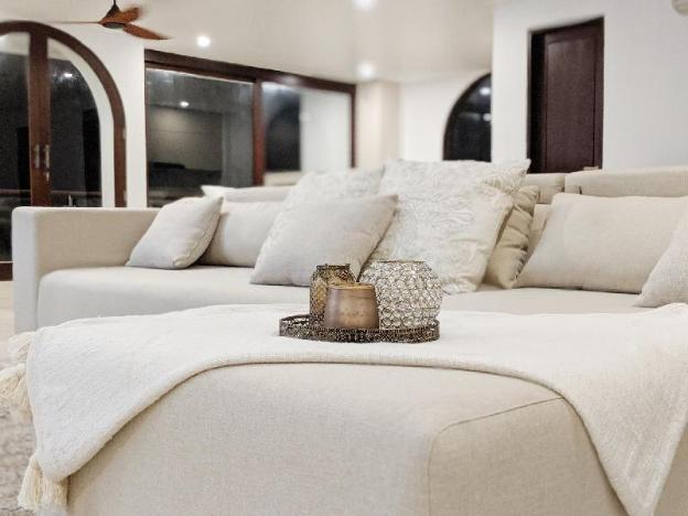Luxury Villa CASABLANCA ,5 Bedrooms, Ocean Views
