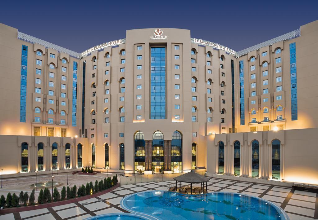 TOLIP Golden Plaza Hotel