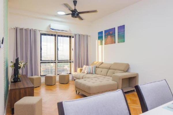 Urban Nest, Charming Suite in Central Shah Alam Shah Alam