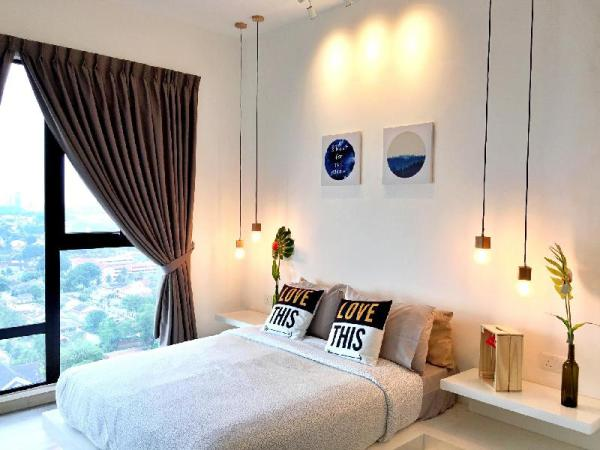 8min Southkey Midvalley Happy Home Stunning View Johor Bahru
