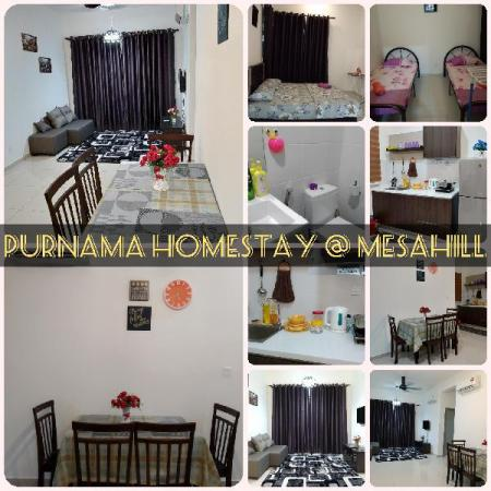 PURNAMA HOMESTAY @ MESAHILL, NILAI, KLIA Seremban