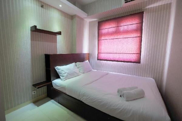 Homey 2BR Green Pramuka Apartment By Travelio Jakarta