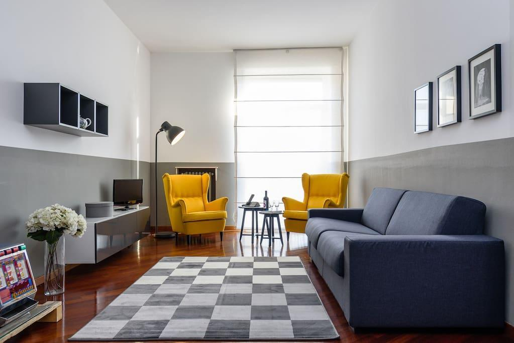 Santa Sofia Milano Apartment  84