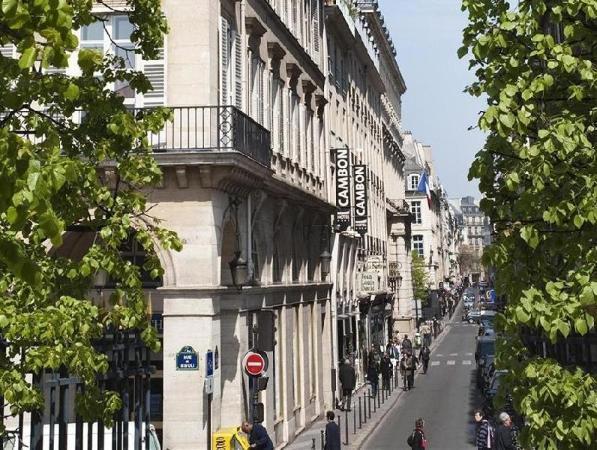 Cambon Hotel Paris