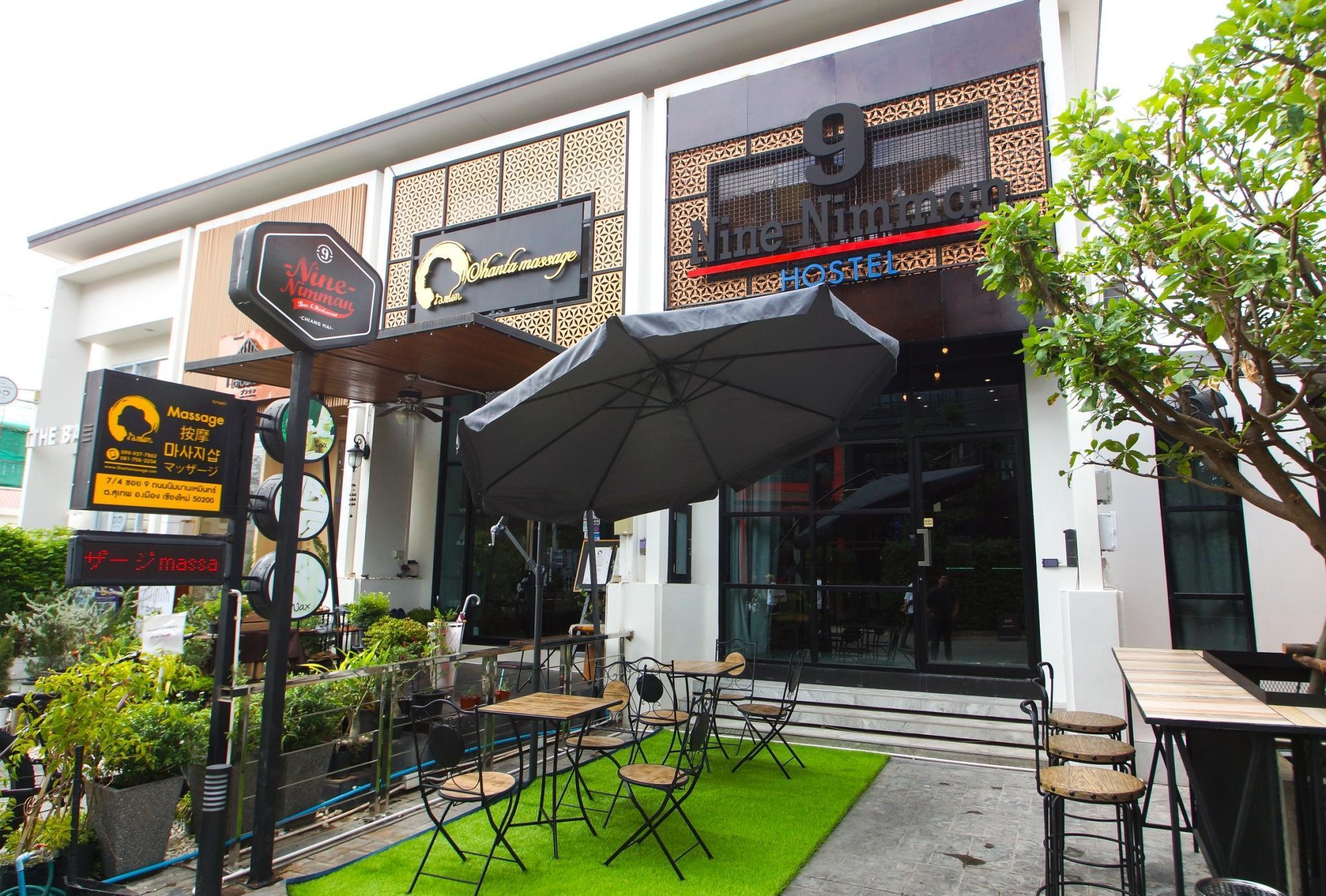 Nine Nimman Hostel Chiang Mai