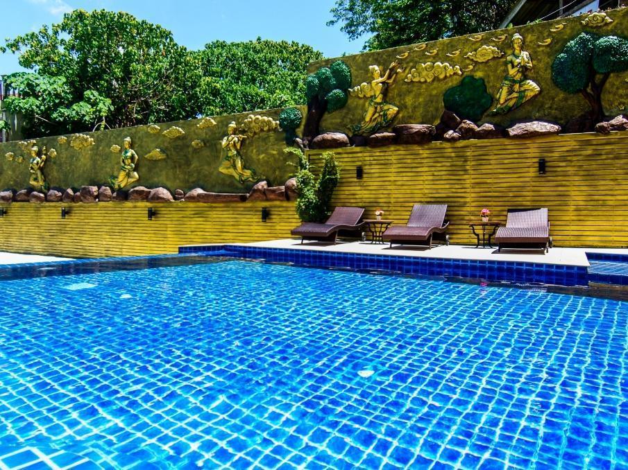 Ocean view Treasure Hotel โอเชียน วิว เทรชเชอร์ โฮเต็ล