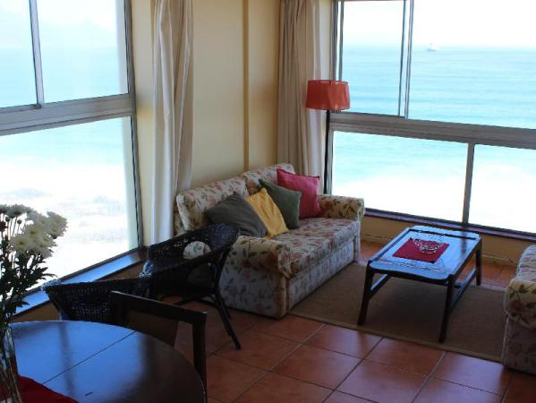 7 Views Self Catering Beachfront Apartment Cape Town