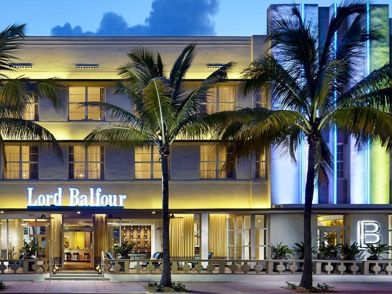 Miami Beach Hotel Room Mate Lord Balfour In United States