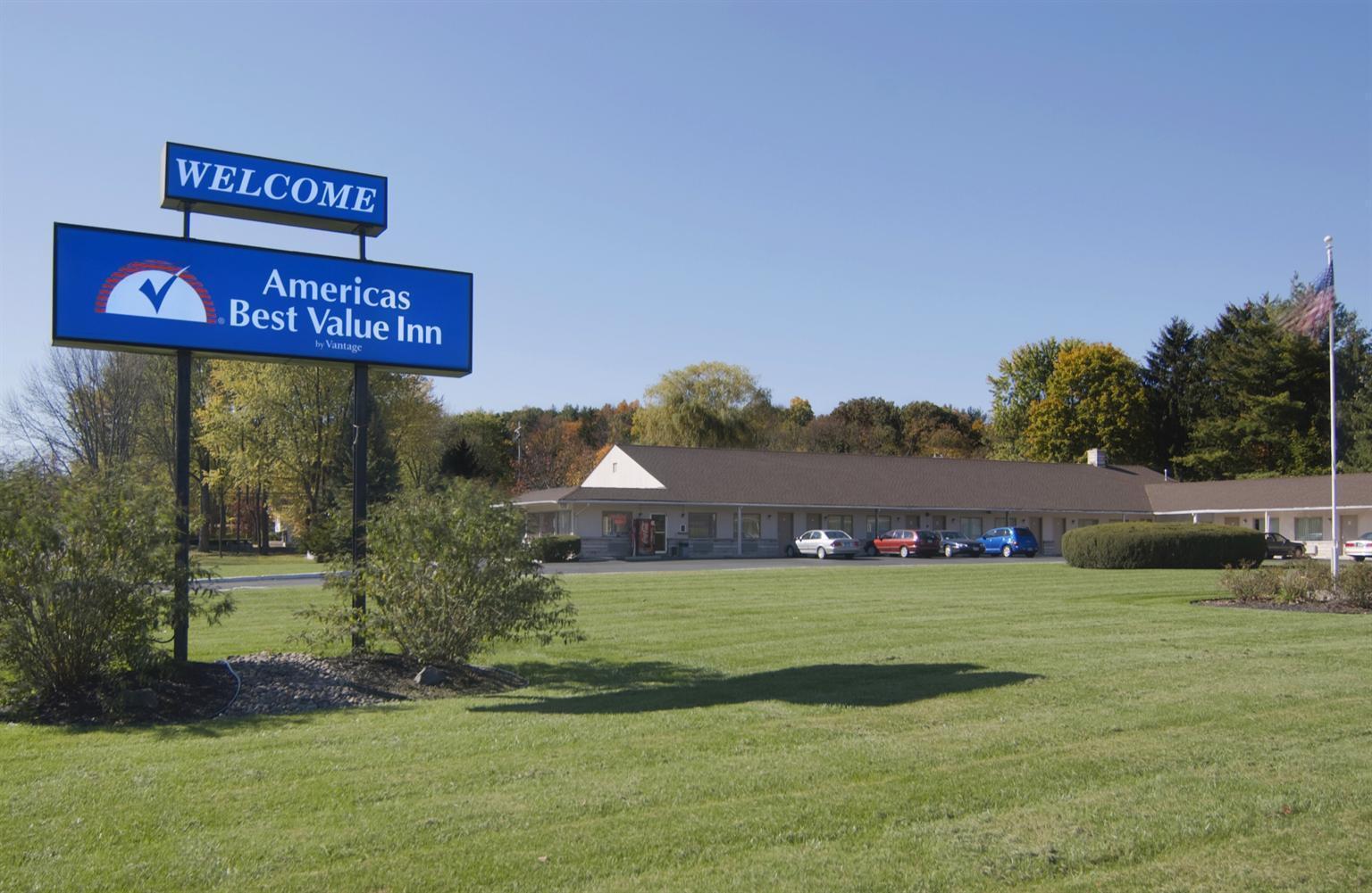 Americas Best Value Inn Central Valley