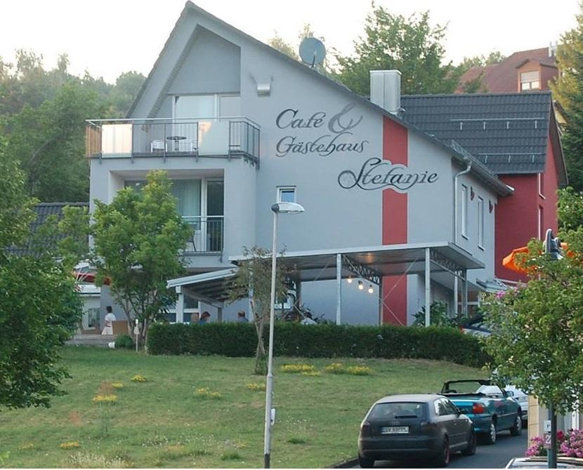 Cafe Gstehaus Stefanie