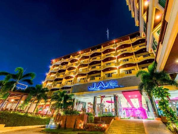 J.A. Villa Pattaya Hotel Pattaya