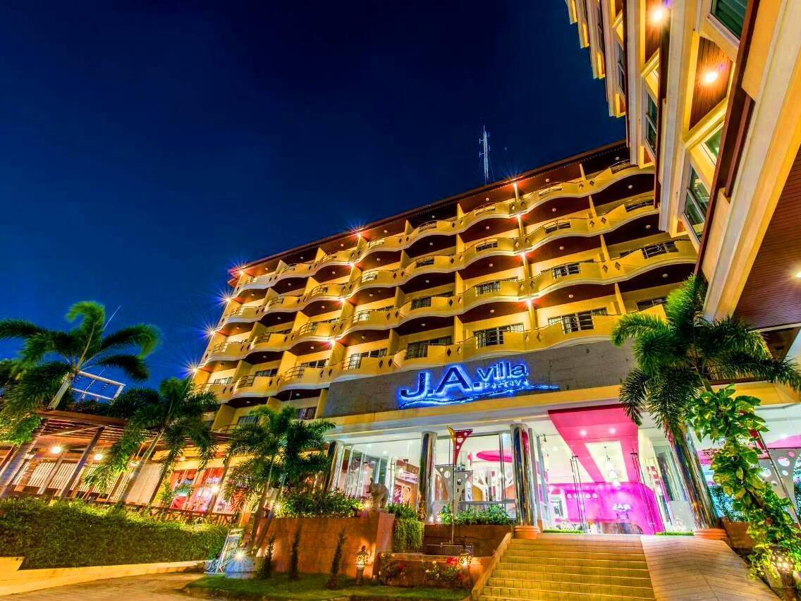 J.A. Villa Pattaya Hotel โรงแรมเจเอ วิลลา พัทยา