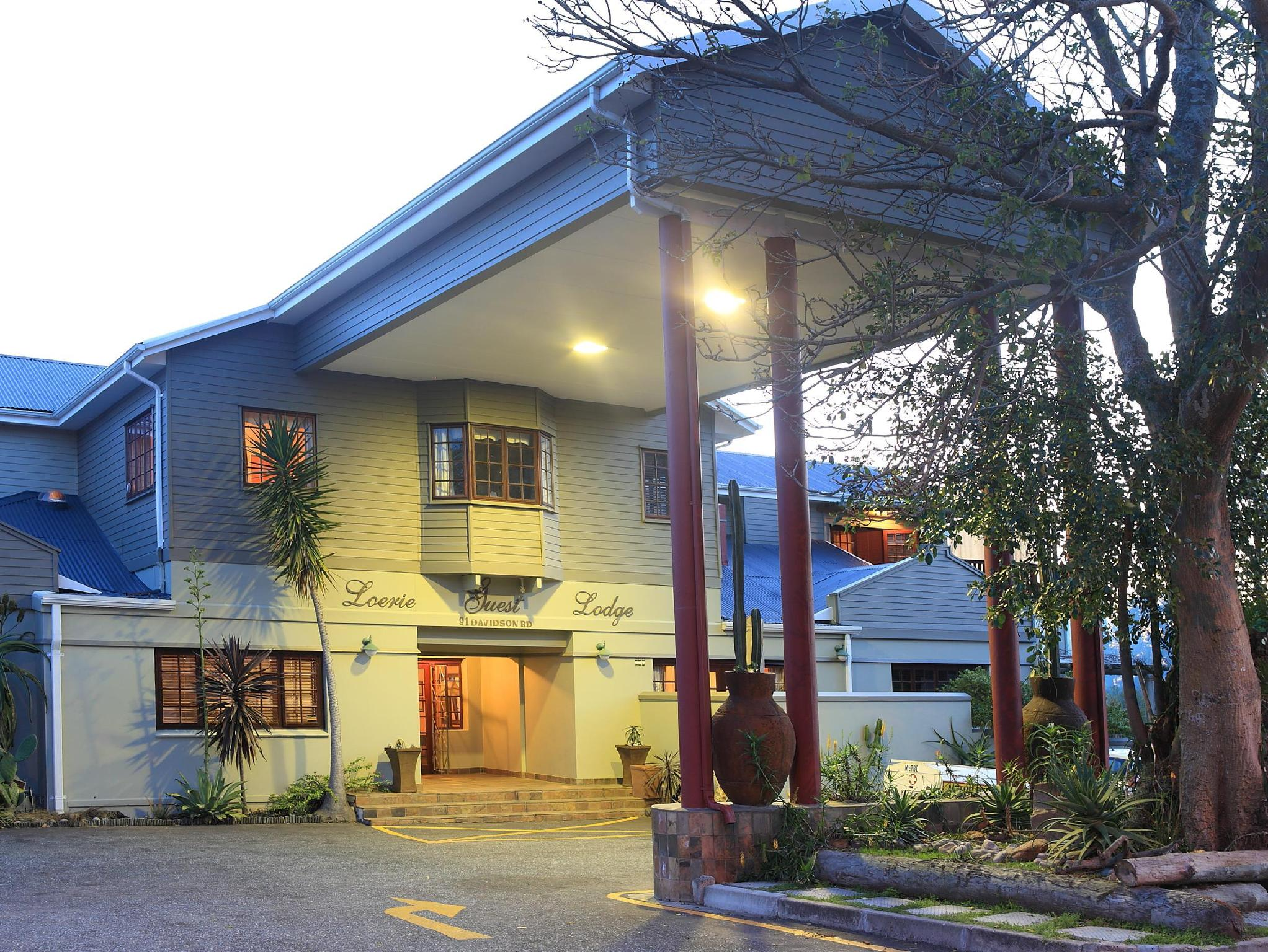 Loerie Guest Lodge