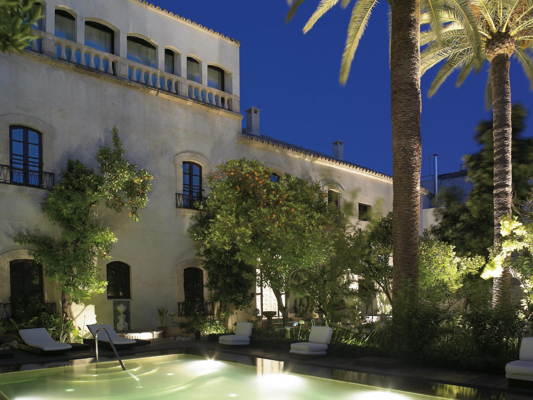 Hospes Palacio Del Bailio Hotel