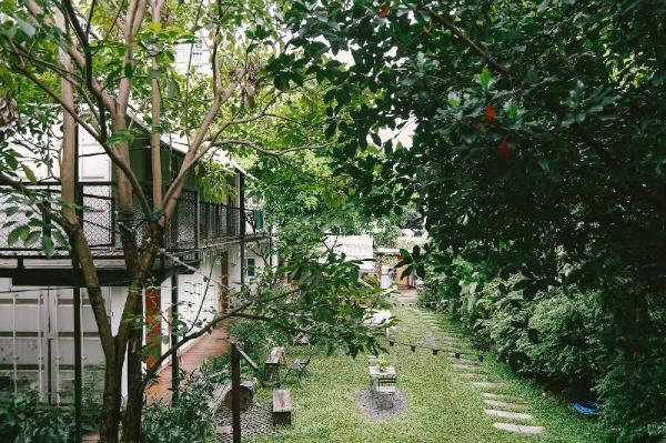 The Yard Hostel Bangkok Bangkok