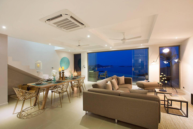 Villa Tao @ Comoon 3 Br Stunning Sea Views