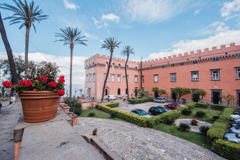Sleep In A Castle On The Sorrento Coast