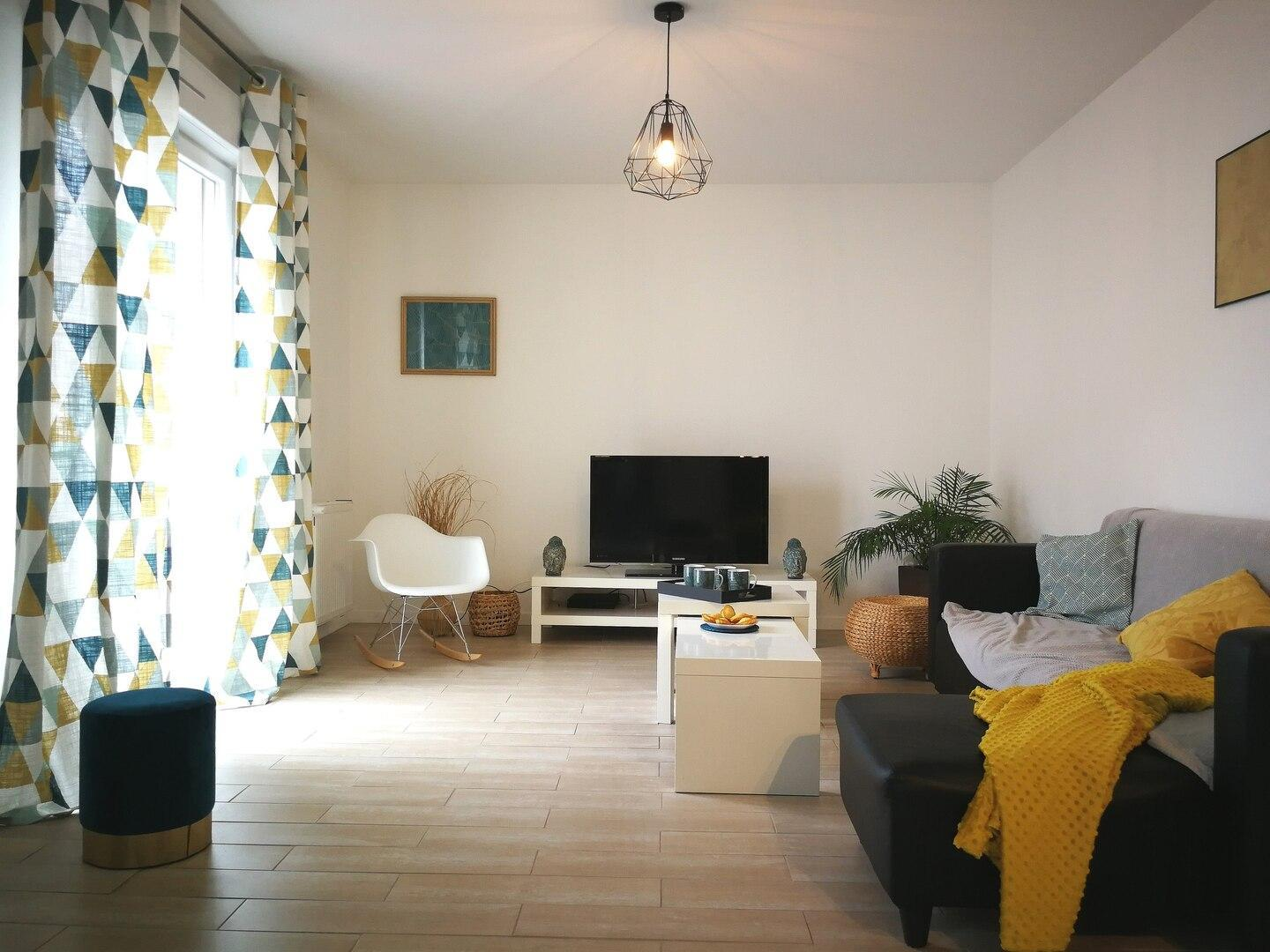 Charming Apartment CENTER TOWN OF VANNES 65 M2