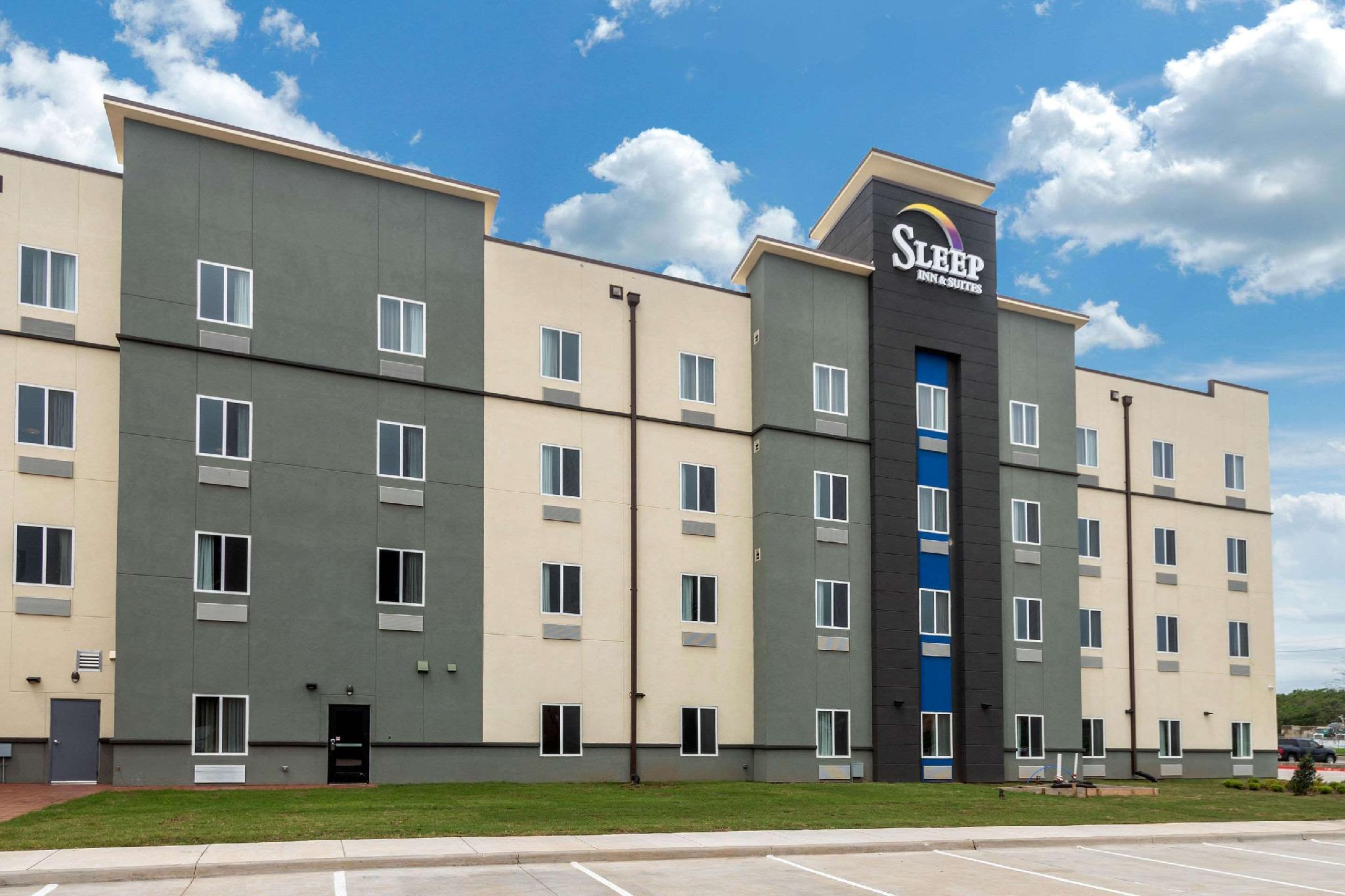 Sleep Inn And Suites Bricktown   Near Medical Center