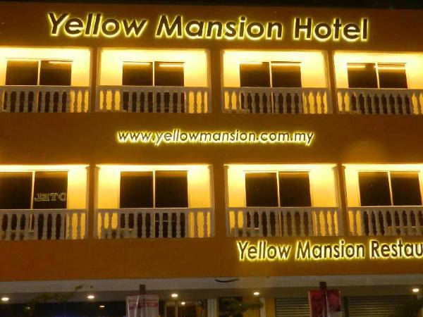 Yellow Mansion Hotel Melaka Raya Malacca