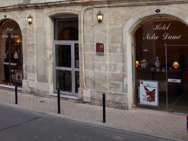 Hotel notre dame bordeaux city center bordeaux france for Hotel notre dame bordeaux