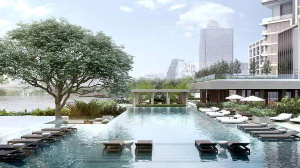 Four Seasons Hotel Bangkok at Chao Praya River Bangkok