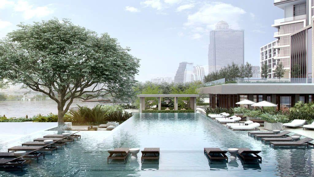 Four Seasons Hotel Bangkok at Chao Praya River โฟร์ ซีซั่นส์ โฮเต็ล แบงค็อก แอท เจ้าพระยาริเวอร์