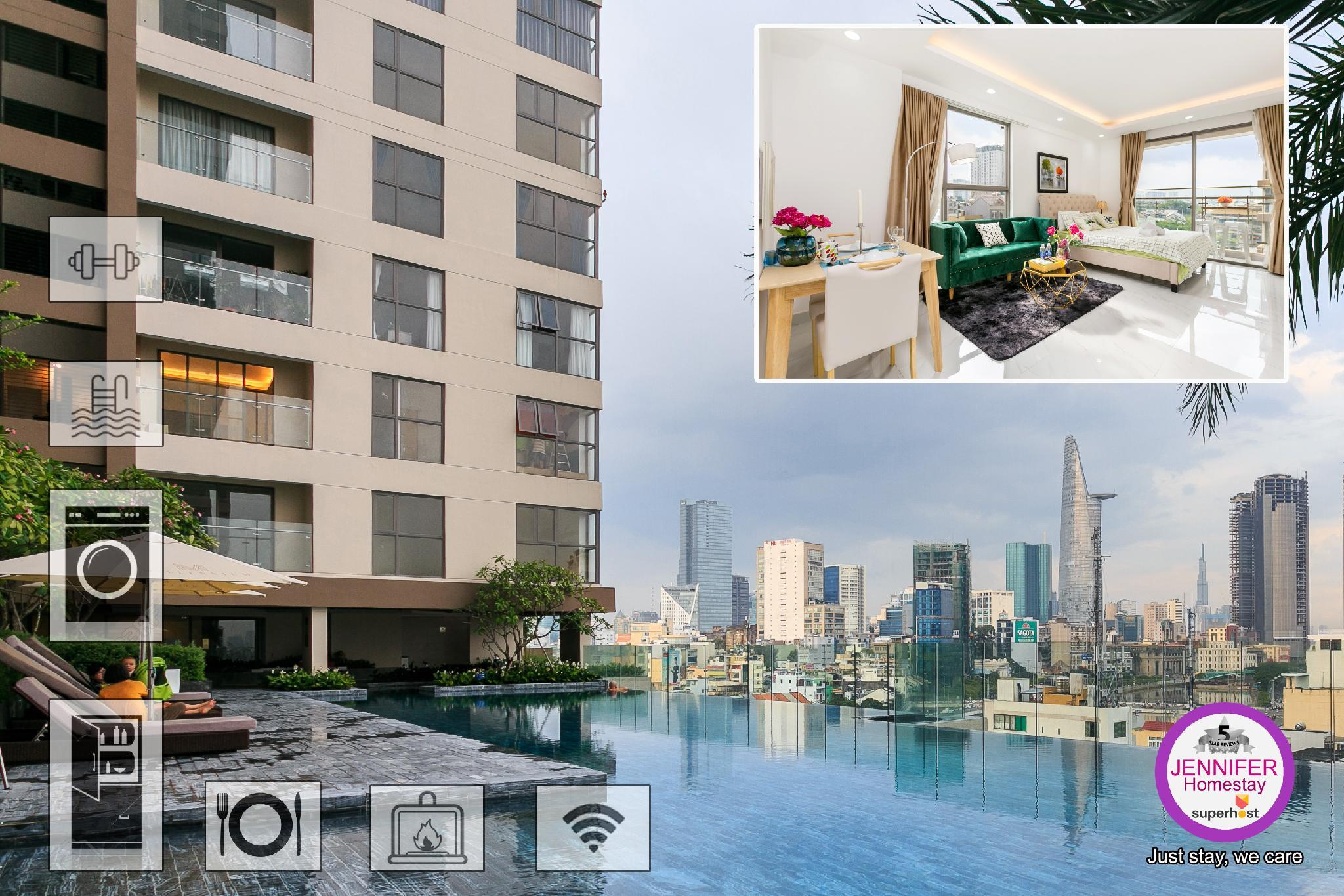 DowntowninMinutes  Millenium Studio  Luxury1BR A16