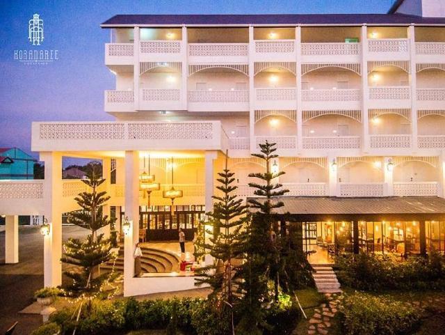 โครานารี่ คอร์ทยาร์ด บูทีค โฮเต็ล – Koranaree Courtyard Boutique Hotel