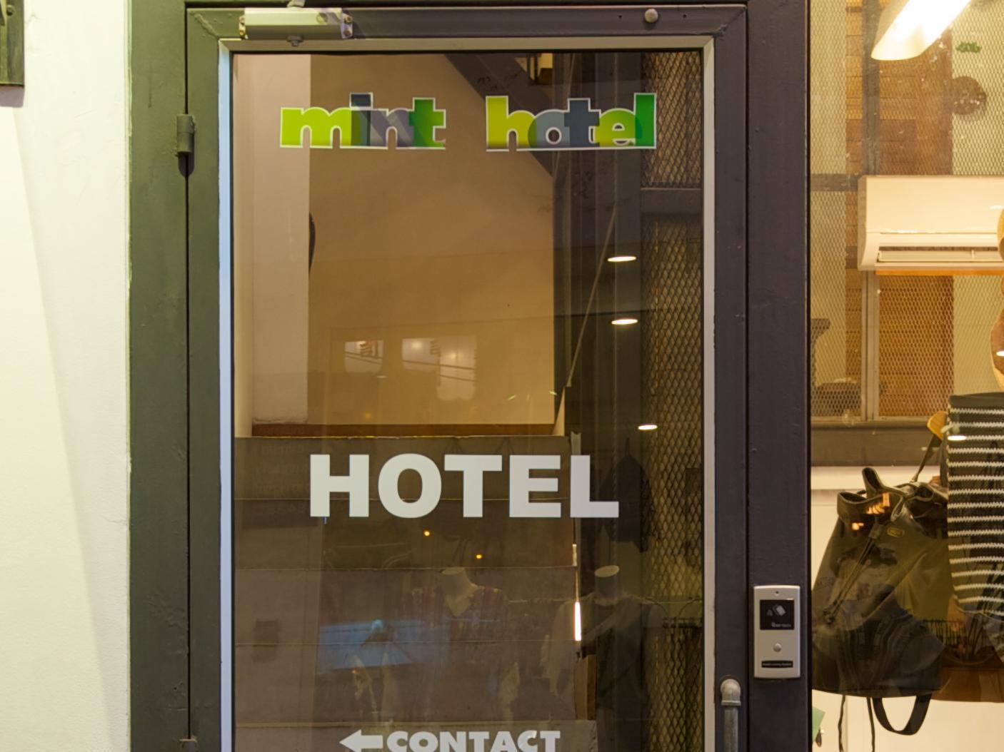 Mint Hotel โรงแรมมินต์
