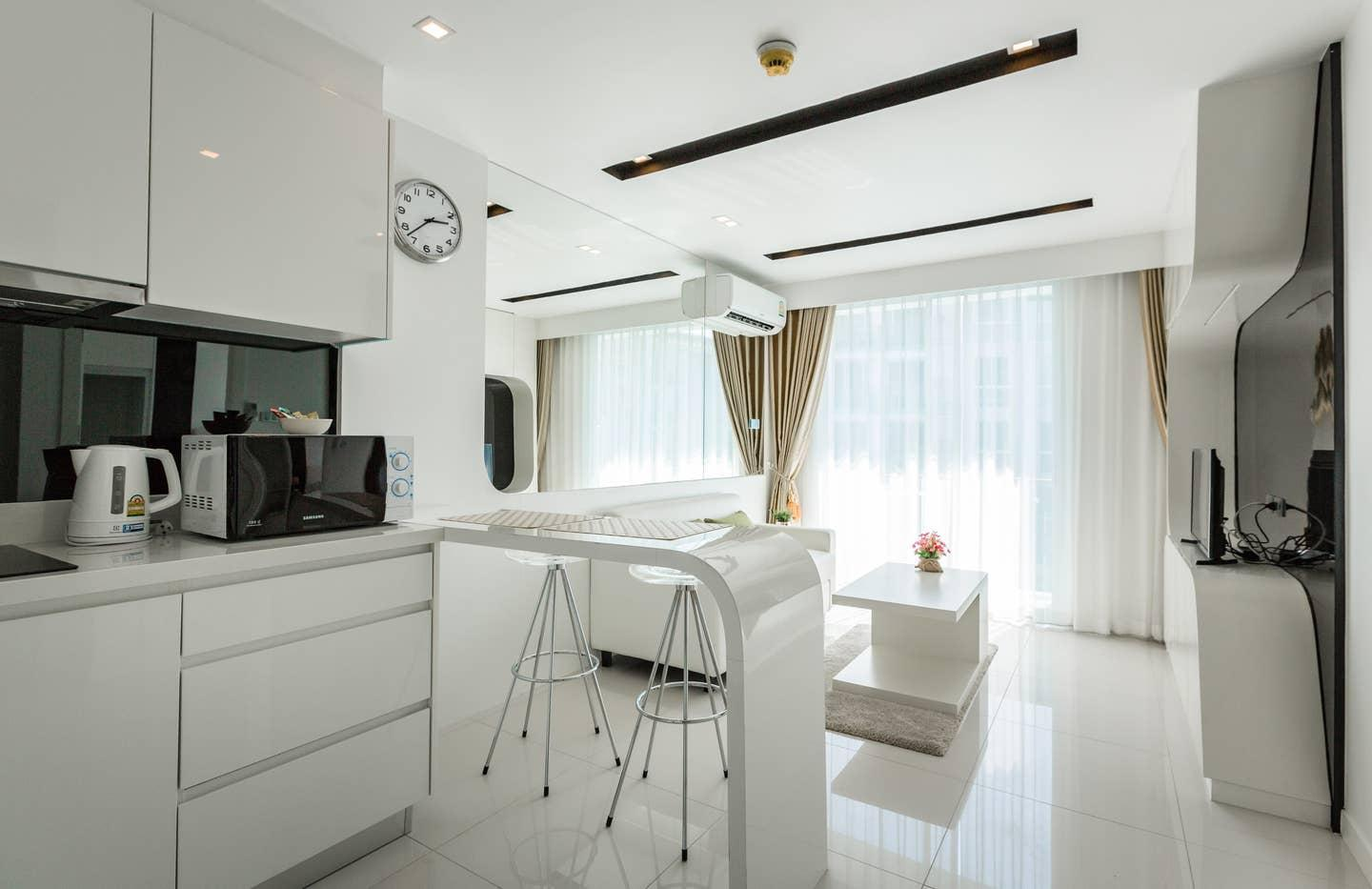 Amazing Apartment In The Heart Of Pattaya