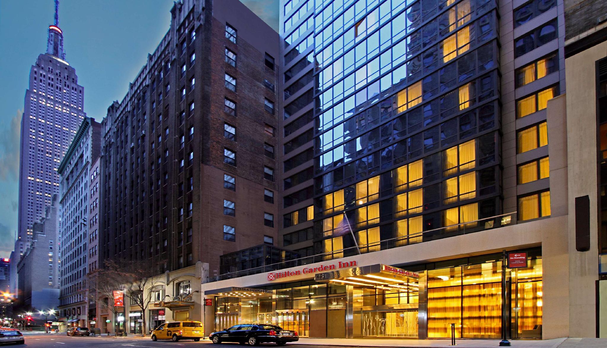 Hilton Garden Inn New York Mid Town Park Avenue