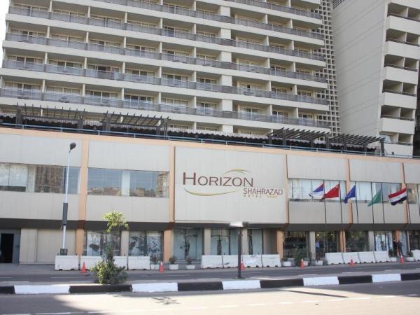 Horizon Shahrazad Hotel Giza