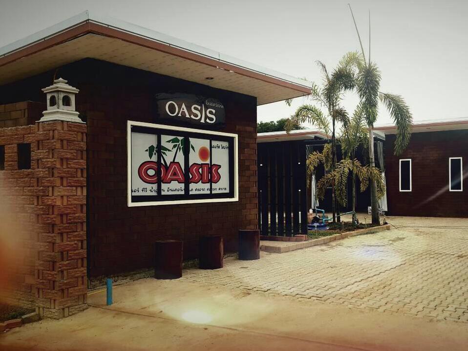 Oasis Resort Fang