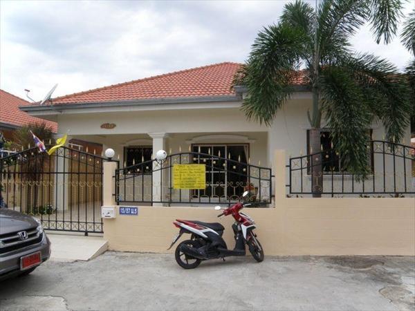 Champion House Pool Villa Pattaya