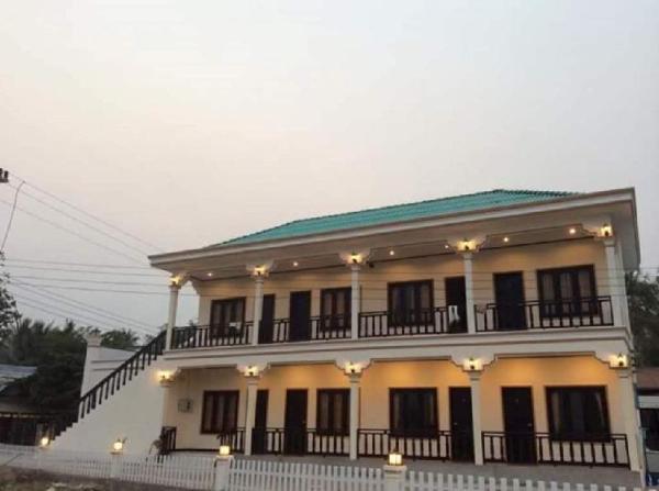 Green Guesthouse Muang Khong
