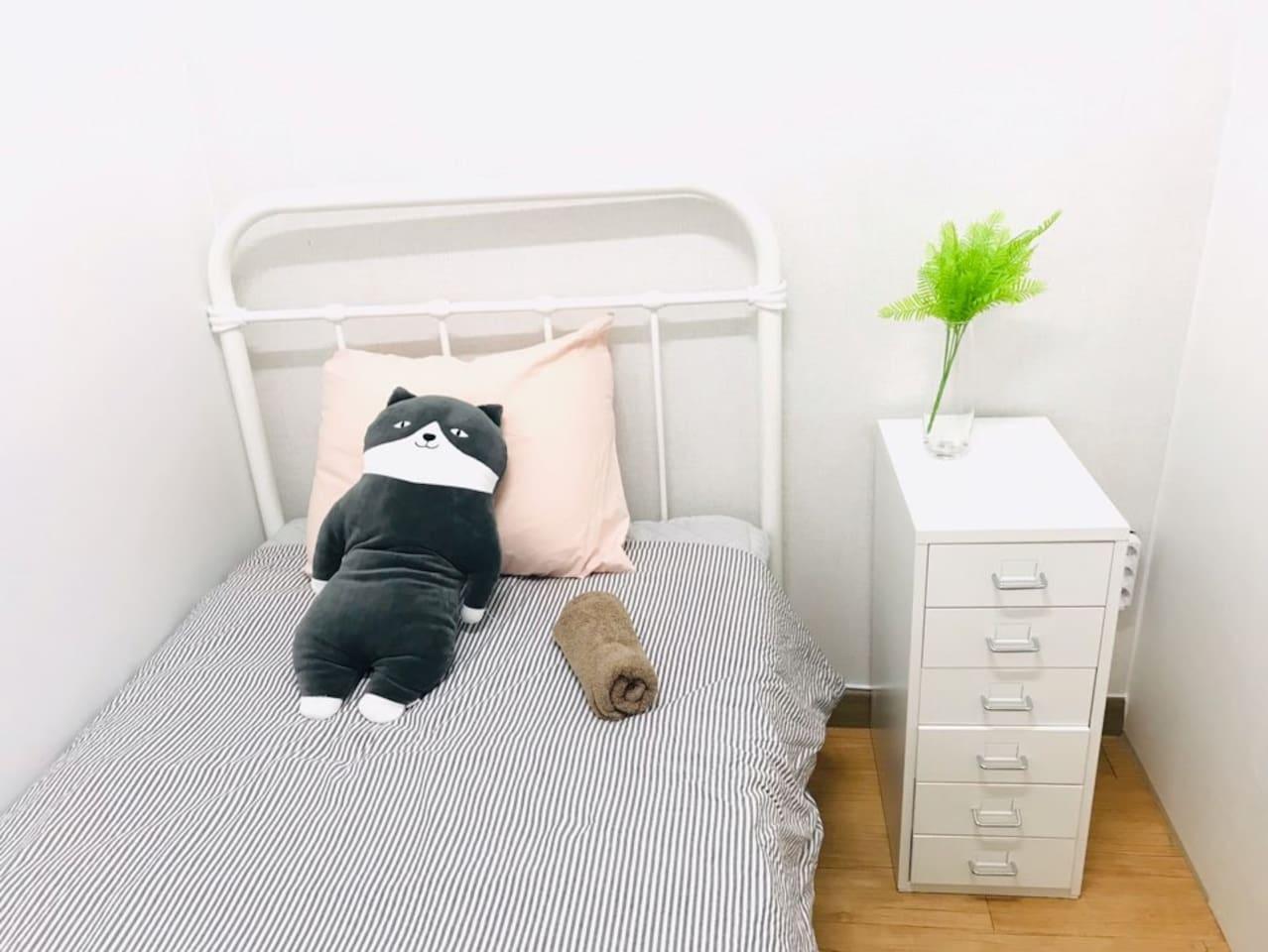 4B  Room 55 Hongdea Private Room