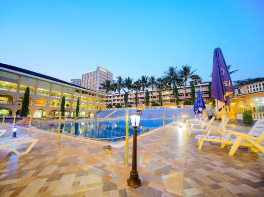 Hotel Africana Ltd