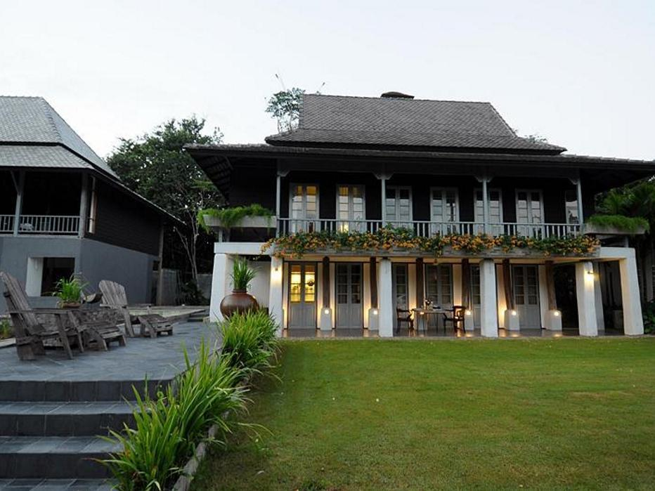 Baan Suan Residence เฮือนพักบ้านสวน